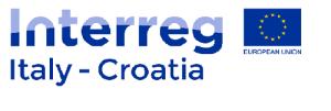 Interreg Italy - Croatia- logo