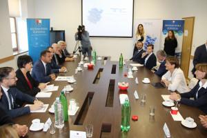 05 170906 - Martina Dalić u TICM-u - sastanak - foto Međimurska županija...
